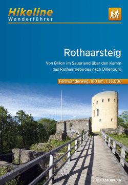 This image has an empty alt attribute; its file name is wanderfuehrer-fernwanderweg-rothaarsteig-hikeline.jpg