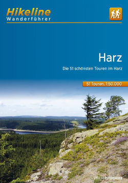 This image has an empty alt attribute; its file name is wanderfuehrer-fernwanderwege-harz-hikeline.jpg